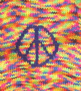 peace jumper